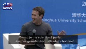 Mark Zuckerberg parle couramment... le chinois !