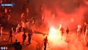 Affrontements en Egypte.
