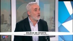 """Bernat-Salles : """"Avec 9 millions de téléspectateurs, le handball est à sa place"""""""