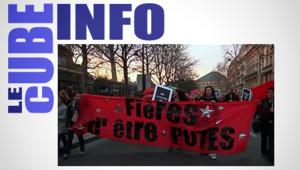 Le Cube Info du 25 mars : la colère des prostituées