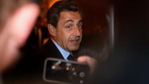 Nicolas Sarkozy, avril 2014