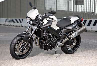 Photo BMW F800R : Un look assurément sportif