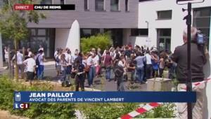 """Affaire Lambert : """"Aujourd'hui, c'est une incontestable victoire"""", estime l'avocat des parents"""