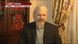 """Assange sur le chômage en France : """"Les Etats-Unis jouent un sale jeu"""""""
