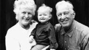 enfants grands-parents famille