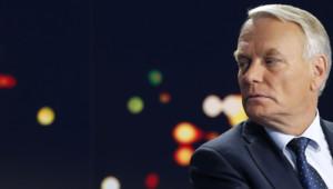 Jean-Marc Ayrault, le 27 août 2012.