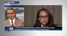 """L'Etat islamique revendique la décapitation d'un otage américain : """"Il était victime de chantage"""""""