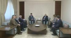 Le 20 heures du 26 février 2015 : La visite de parlementaires français à Bashar al-Assad, une première depuis 2012 - 674.4609999999999