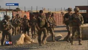 Premier retrait d'Afghanistan : 200 soldats Français de retour