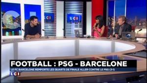 """PSG - FC Barcelone : """"Paris n'avait pas assez de force de frappe offensive"""""""
