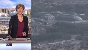 """Survols de drones à Paris : """"Pas d'inquiétude à avoir"""", déclare Le Foll"""
