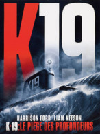 Affiche du film K-19 : le piège des profondeurs