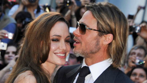 Brad Pitt et Angelina Jolie au Festival du Film de Toronto en 2011