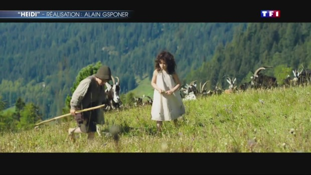 """Heidi"", une invitation à gambader dans la nature"