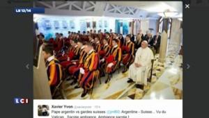 Mondial 2014 : Obama et le pape aussi sont fans de foot