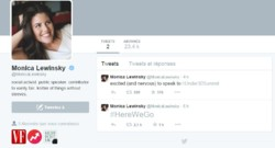 Monica Lewinsky Twitter