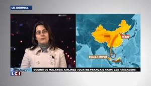 """Vol MH370 : """"la thèse du crash en mer se précise"""""""