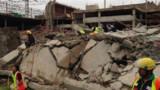 Afrique du Sud : un centre commercial s'effondre