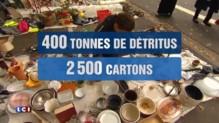 Affluence, moules-frites, déchets... Tous les chiffres de la braderie de Lille
