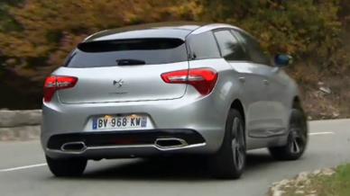Citroën DS5 essai