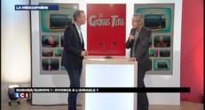 Grosses Têtes/RTL : Laurent Ruquier fait le bilan de sa 1ère semaine
