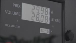Le 13 heures du 16 décembre 2014 : En Charente, le prix du carburant d�e toute concurrence - 830.9782927856445