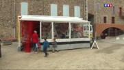 """""""Le mot qui roule"""", une librairie ambulante pour les enfants"""