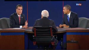 Romney/Obama : ce qu'il faut retenir du dernier débat