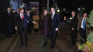 William et Kate à New-York