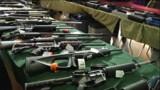 Une centaine d'armes de guerre découvertes chez un maçon du Puy-en-Velay