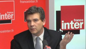 Arnaud Montebourg France Inter