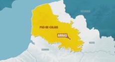 Carte Calais