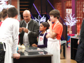 Clara, Elliot, Frdric Anton, Sbastien Demorand - MasterChef Junior