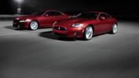 Jaguar XK XF 2011