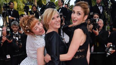 Julie Depardieu Chantal Ladesou Julie Gayet Cannes