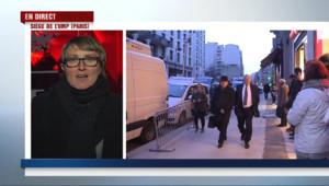 """Le 20 heures du 3 février 2015 : Bureau politique de l%u2019UMP : """"Les juppéistes ne posent pas tant problème"""" - 821.861"""