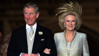 Le prince Charles et son épouse Camilla