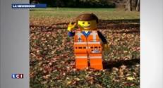 Les costumes d'Halloween 2014 : Ebola, Playmobil et costume géant pour bébé…