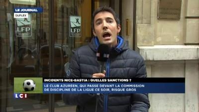 Les sanctions de Nice-Bastia et d'Edinson Cavani attendues dans la soirée