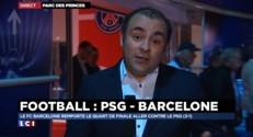 PSG-Barcelone (1-3) : y a-t-il encore un espoir pour les Parisiens pour le match retour ?