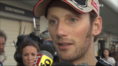 Romain Grosjean GP du Japon 2012