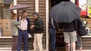 TF1-LCI On a ressorti les parapluies et les pulls dans le massif de la Chartreuse en ce 14 août