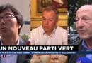 Un nouveau parti vert : Jean-Vincent Placé et François de Rugy lancent l'UDE