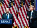 Donald Trump Mike Pence élections états-unis Maison-Blanche