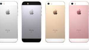 L'iPhone SE arrive avec son écran de 4 pouces