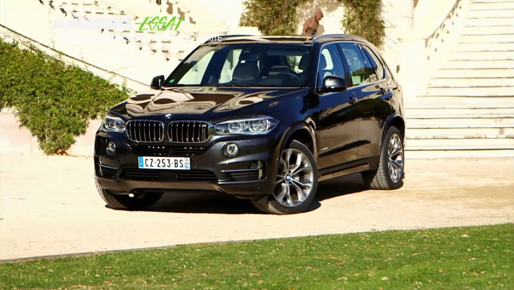 vid o automoto essai vid o le nouveau bmw x5 un suv maturit mytf1. Black Bedroom Furniture Sets. Home Design Ideas