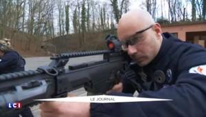 Les policiers de la BAC mieux armés à partir de ce lundi