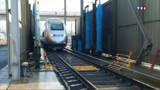 Un mort sous les roues d'un TGV: circulation perturbée dans le Nord