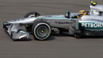 Lewis Hamilton - GP Chine Qualifications