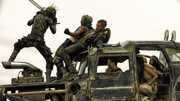 Mad Max : Fury Road de Mel Gibson